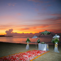 bali wedding beach