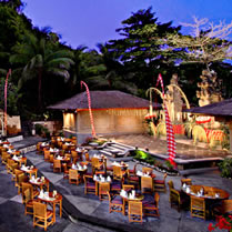 bali wedding restaurant